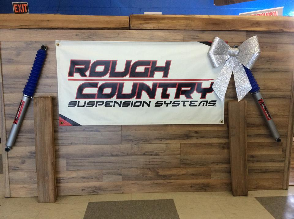Rough Country Lift Kits in Barnesville